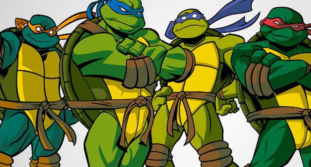 Nickelodeon anuncia el reinicio de las Tortugas Ninjas con el estreno de una nueva película animada por computadora