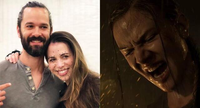 Neil Druckmann y Laura Bailey se han convertido en víctimas constantes de acoso por parte de jugadores tóxicos. | Fuente: Naughty Dog.