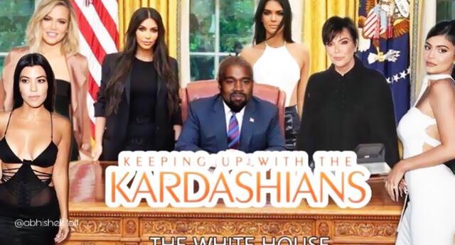 Estos son los memes que dejó el anuncio de Kanye West