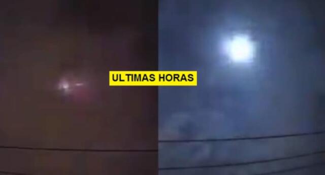 Meteoro explota en el cielo de Japón con la potencia de 150 toneladas de TNT (VIDEO)