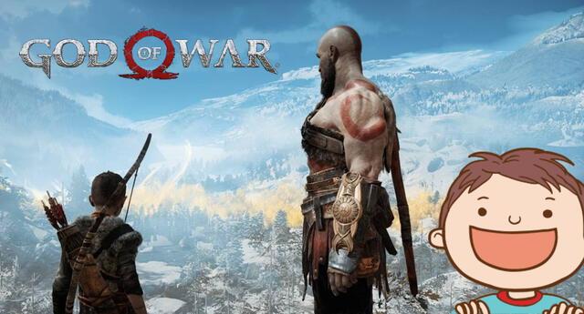 Kratos y Atreus, protagonistas del nuevo God of War, tendrán un estilo artístico jamás visto en la saga.