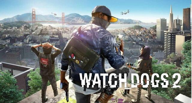 Watch Dogs 2 estará disponible totalmente gratis para los espectadores del evento digital Ubisoft Forward. | Fuente: Ubisoft.