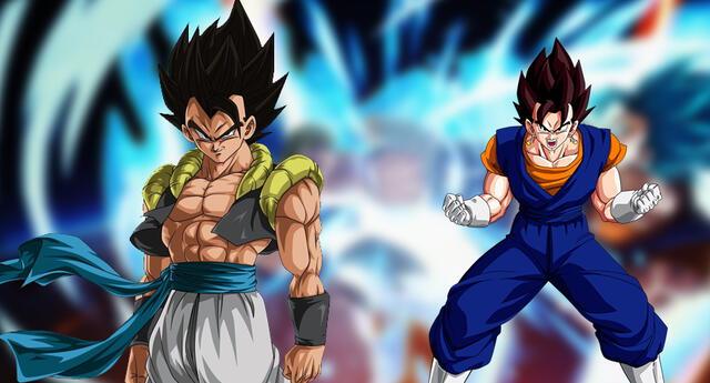 Dragon Ball Super: Gogeta vs Vegetto en épico fanart ¿quién es el más fuerte de todos?