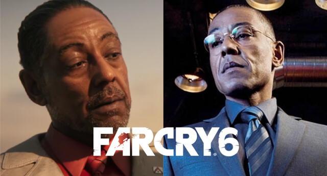 Giancarlo Esposito será el encargado de encarnar a Anton Castillo, el villano de Far Cry 6.   Fuente: Ubisoft.