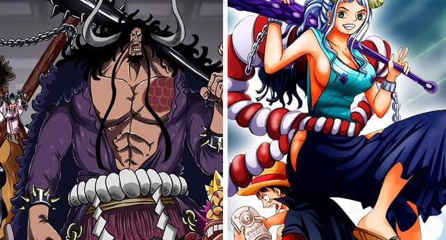 One Piece 985 spoilers manga en español noticias de anime
