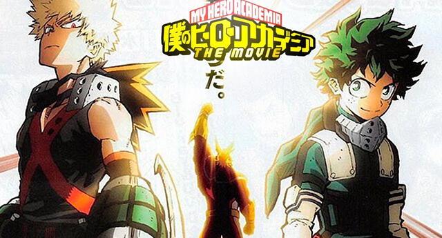 Anuncian que 'My Hero Academia: Heroes Rising' tendrá una continuación