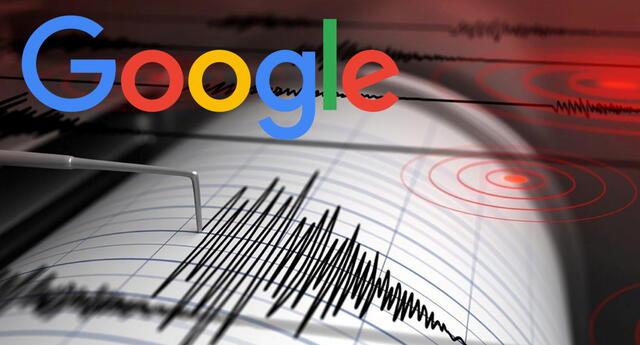 La tecnología de Google podría salvar la vida de miles de personas al prevenir sobre la llegada de un sismo. | Fuente: Composición.
