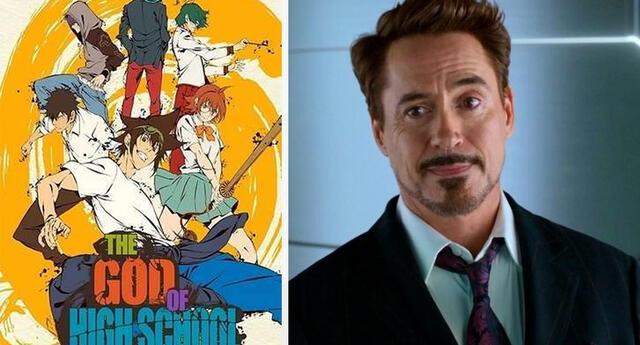 The God of Highschool Tony Stark es el presidente de los Estados Unidos
