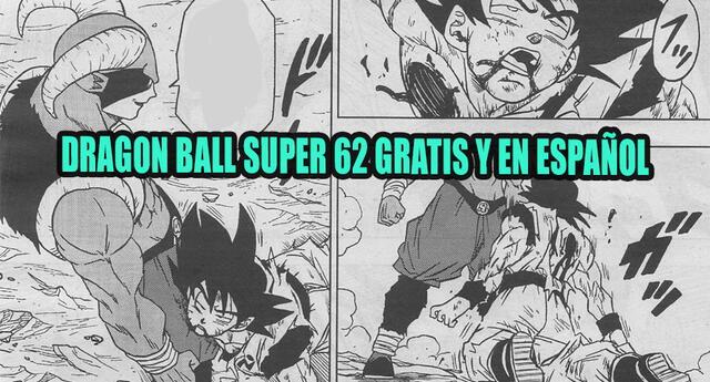 Dragon Ball Super 62 manga en español gratis miralo aquí