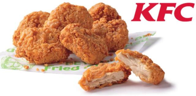 """""""La carne del futuro"""": KFC quiere hacer nuggets de pollo con impresión 3D"""