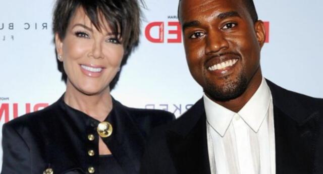 """""""Kris Jong-un"""": Kanye West compara Kris Jenner con el conocido dictador norcoreano (FOTOS)"""
