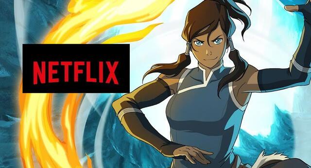 La Leyenda de Korra llega a Netflix y esta es la fecha de estreno
