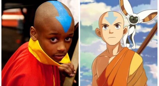 Actor pide que el live-action de Avatar: The Last Airbender incluya personas afroamericanas