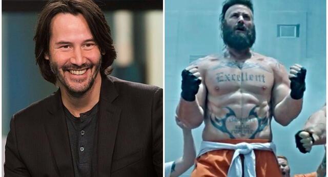 Keanu Reeves tuvo su transformación extrema: Se convirtió en un titán de las pesas para Bill & Ted 3