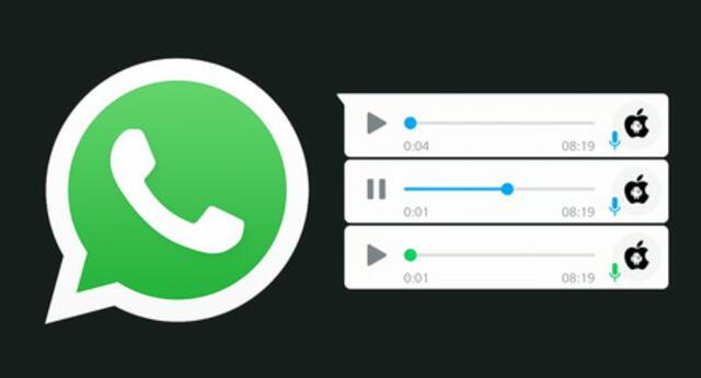¿Cómo escuchar una nota de voz de WhatsApp sin que aparezca el check azul? Así puedes lograrlo