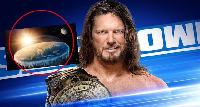 WWE: Aj Styles asegura que no cree que la