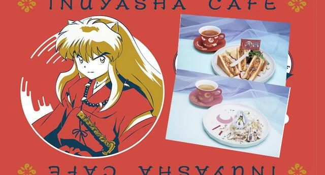 Inuyasha Café especial para todo tipo de fans