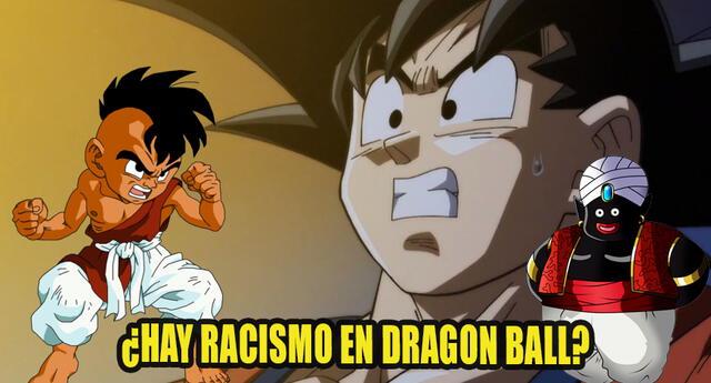 Dragon Ball acusado de racismo black lives matter