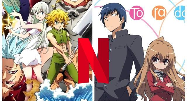 Netflix: Conoce los estrenos anime para el mes de agosto.