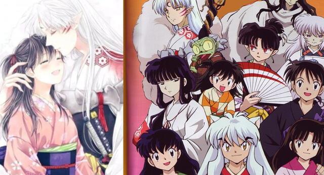 Sesshomaru y Rin es la madre de Towa y Setsuna