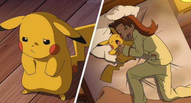 Pokémon: Pikachu y Ash se separan por primera vez en 20 años y nos da un capítulo