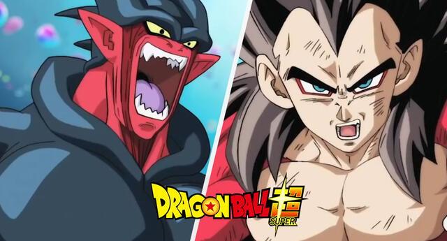 Dragon Ball : La pelea de Goku y Vegeta SSJ4 vs Black Janemba revela el nuevo poder del villano