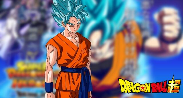 Dragon Ball Super nuevo póster nueva saga Goku Fu Turles