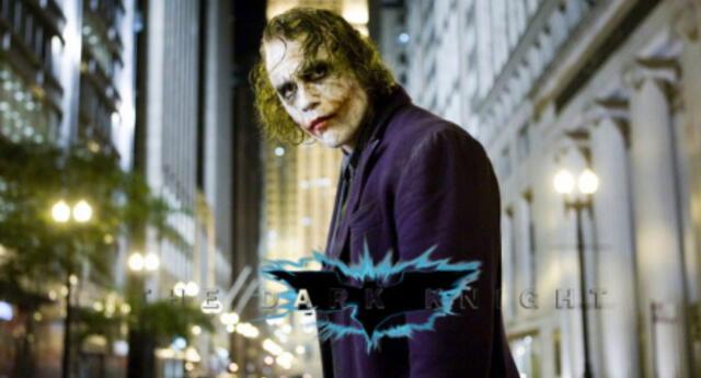 """Revelan que """"Batman: El caballero de la noche"""" iba a incluir el origen del Joker de Heath Ledger (VIDEO)"""