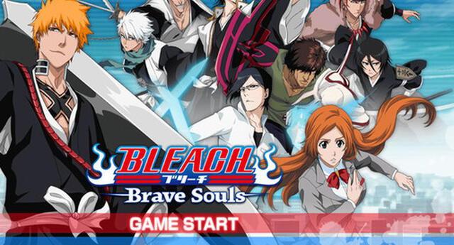 Bleach: Brave Souls llegará a PC mediante Steam