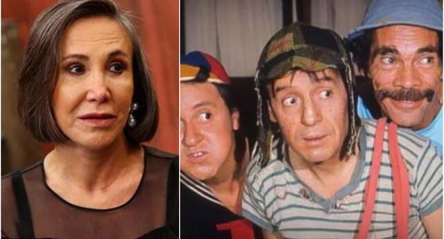 'Doña Florinda' se pronuncia sobre la salida del aire de Chespirito.