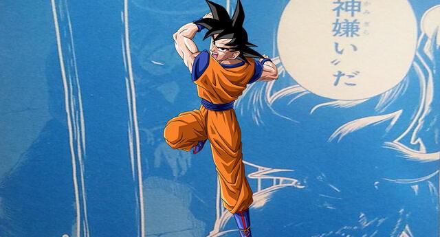 Dragon Ball Heroes nuevo villano revelado