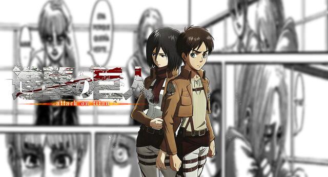 Shingeki no Kyojin 131 manga en español Annie y Armin