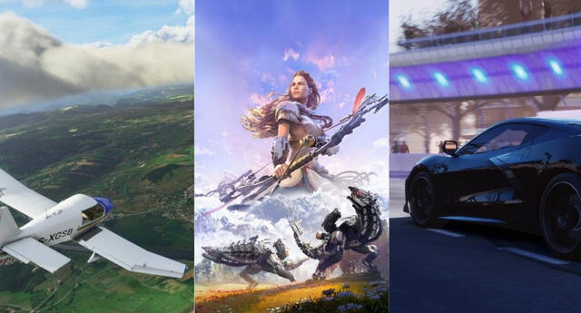 NVIDIA comparte su lista de videojuegos de PC para agosto recomendados además de los requerimientos para su correcto funcionamiento.   Fuente:  Composición.