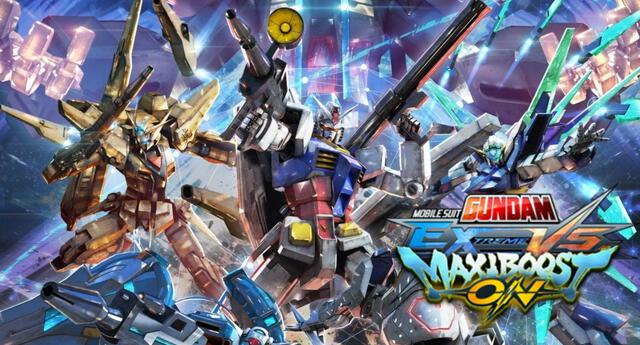 Tras muchas horas de juego, esta es la review de Mobile Suit Gundam Extreme Vs. MaxiBoost ON para PlayStation 4. | Fuente: Bandai Namco.