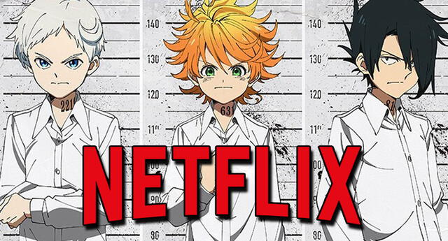 The Promised Neverland podría llegar a Netflix