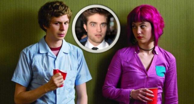¡No lo pasó! Revelan que Robert Pattinson hizo casting para Scott Pilgrim vs the World