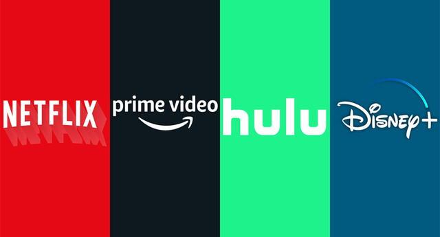 ¿Netflix, Amazon Prime, Disney+ o Hulu?