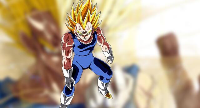 Dragon Ball Z: Así se hubiese visto Vegeta transformado en demonio por Babidi
