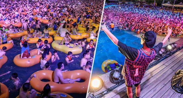Indignación en redes sociales por fotos de fiestas en Wuhan, mientras pandemia continúa en el resto del mundo