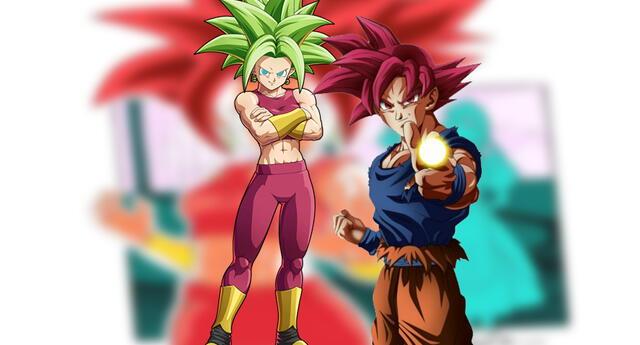 Dragon Ball Super: Kefla en modo Super Saiyan Diosa en inedito arte