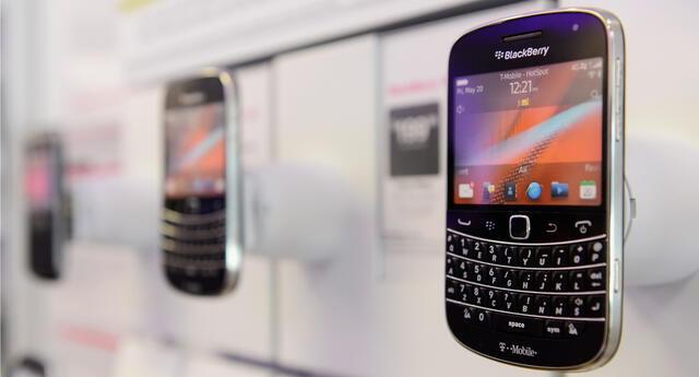 BlackBerry y OnwardMobility se unen para lanzar un smartphone con el icónico teclado QWERTY de antaño. | Fuente: Getty Images.