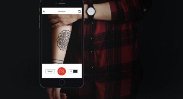 ¿Te gustaría saber cómo luciría un tatuaje en tu piel? Esta increíble aplicación te permite hacerlo