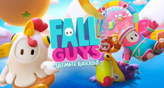 Creadores de Fall Guys revelan que pensaban en estos otros nombres para el juego durante su desarrollo