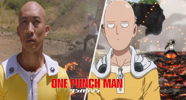 One Punch Man : Este traíler live action emociona a los fans del anime