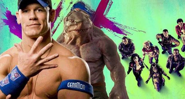 Suicide Squad: Se revela el héroe que será John Cena en la película de DC