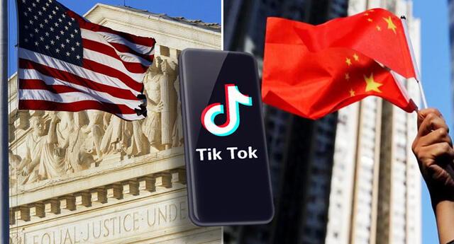 TikTok demanda contra el gobierno de Trump por bloquearlo