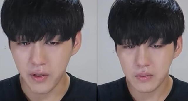 YouTuber coreano llora y pide disculpas a sus millones de suscriptores por denuncia de acoso sexual
