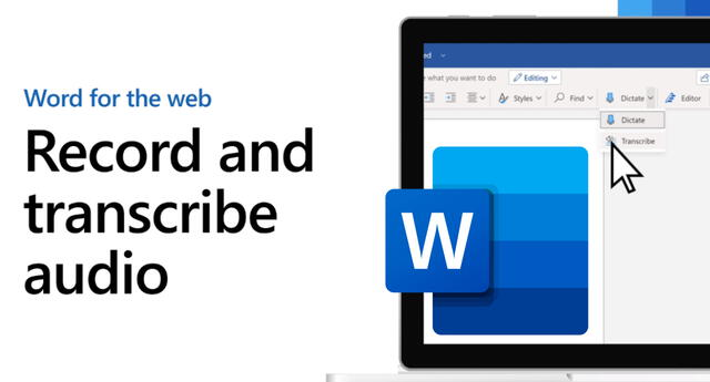 Microsoft Word estrena una nueva función que será de gran utilidad para estudiantes y periodistas. | Fuente: Microsoft.