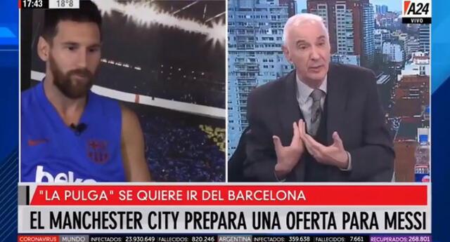 """""""No entiendes de fútbol porque eres mujer'', comentario de Mauro Viale genera indignación en redes"""