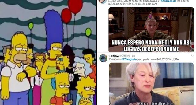 Crean memes del '27 de agosto', día en el que iba a pasar un 'evento mundial importante'